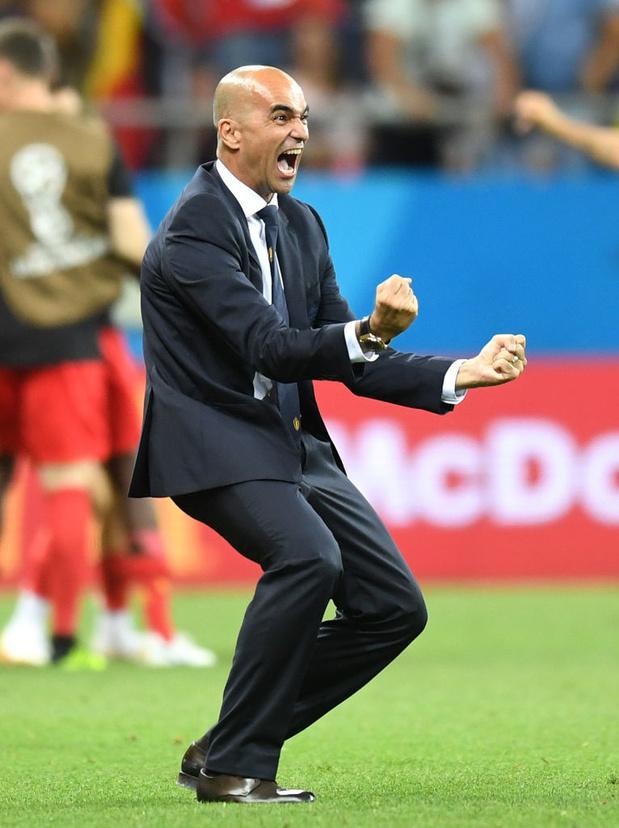 """Roberto Martinez """"heureux et fier de préparer l'avenir du football belge"""""""