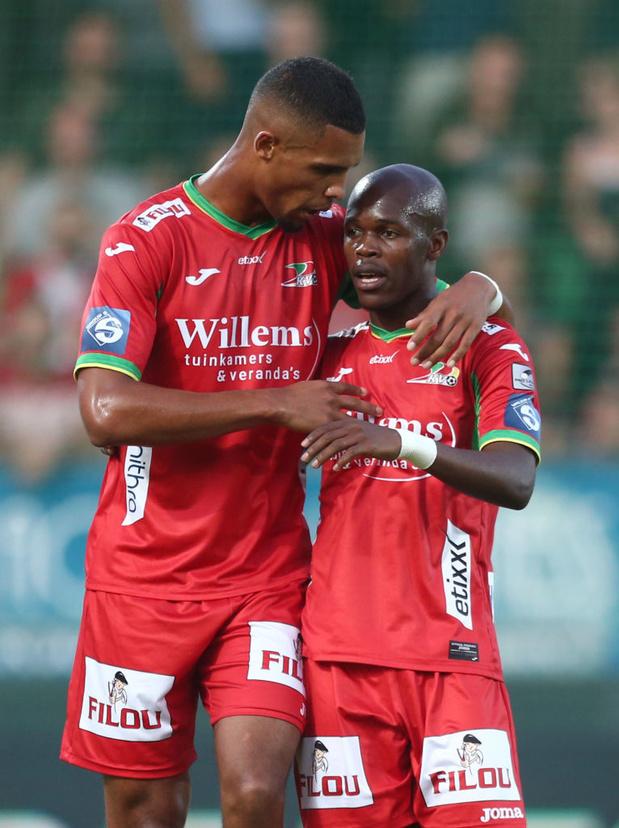Mercato: Gano à Zulte-Waregem, Anderlecht se débarrasse de Musona