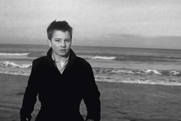 Cinema Beach: loop u klem op het Normandische strand uit 'Les quatre cents coups'