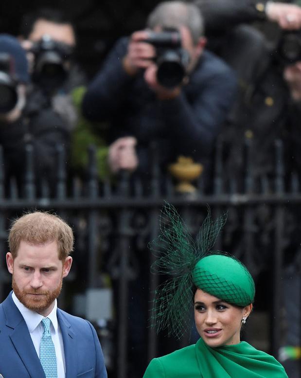 Harry et Meghan boycottent les tabloïds britanniques