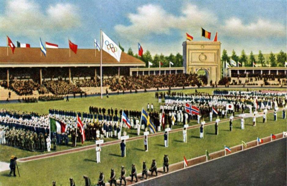 100 jaar Spelen van Antwerpen: een openingsceremonie vol primeurs