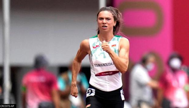 Wit-Russische sprintster Timanovskaja eist onderzoek naar hoofdtrainer