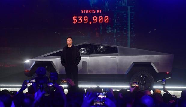 Tesla flink onderuit op Wall Street