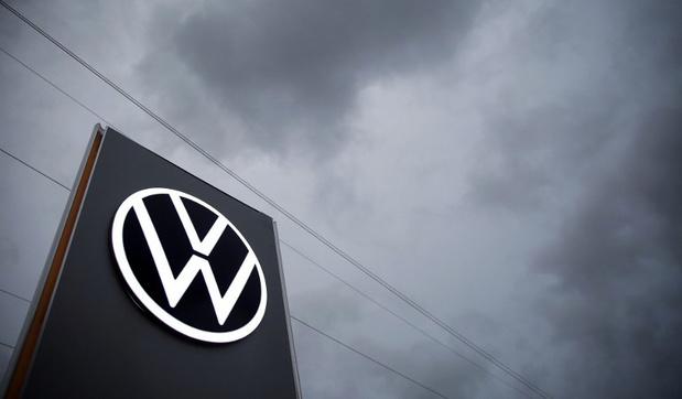 Merk Volkswagen investeert 11 miljard euro in elektrische auto's