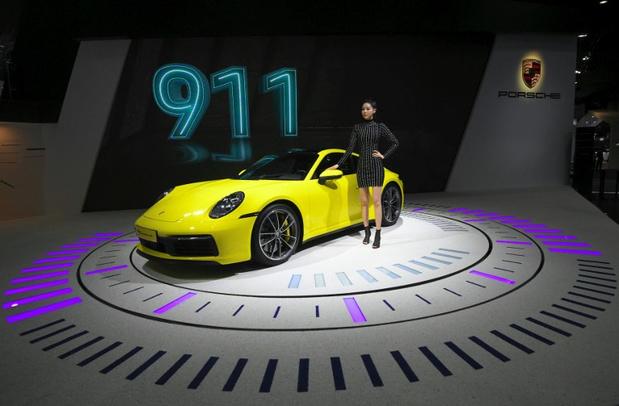 Porsche verliest rechtszaak over design van 911