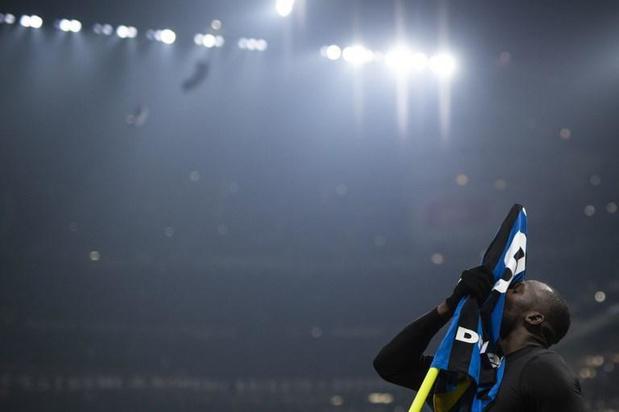 L'Inter renverse le derby milanais, Lukaku buteur (vidéo)
