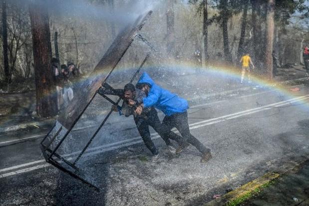 Nouveaux incidents nocturnes à la frontière greco-turque
