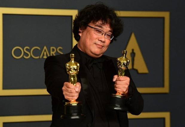 Oscars 2020: consécration pour le film sud-coréen Parasite