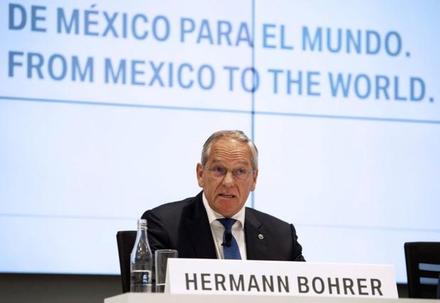 BMW opent in Mexico nieuwe fabriek voor 3-Reeks