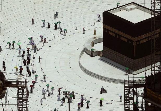 Face au Covid, le grand pèlerinage musulman au diapason de l'ère numérique