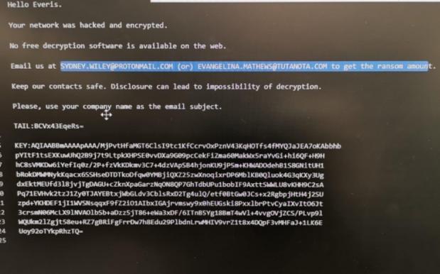 Everis België getroffen door Spaanse ransomware-aanval