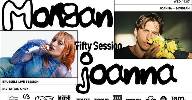Gagnez un ticket duo pour la Fifty Summer Session du 14/07 : MORGAN & JOANNA