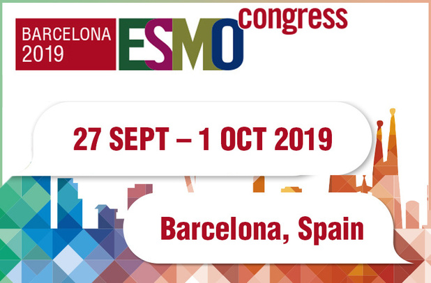 ESMO 2019 - European Society for Medical Oncology