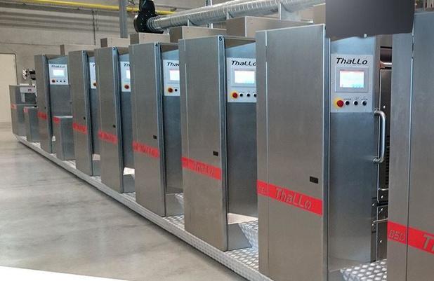 Manroland Goss Group verwerft Thallo verpakkingsbusiness