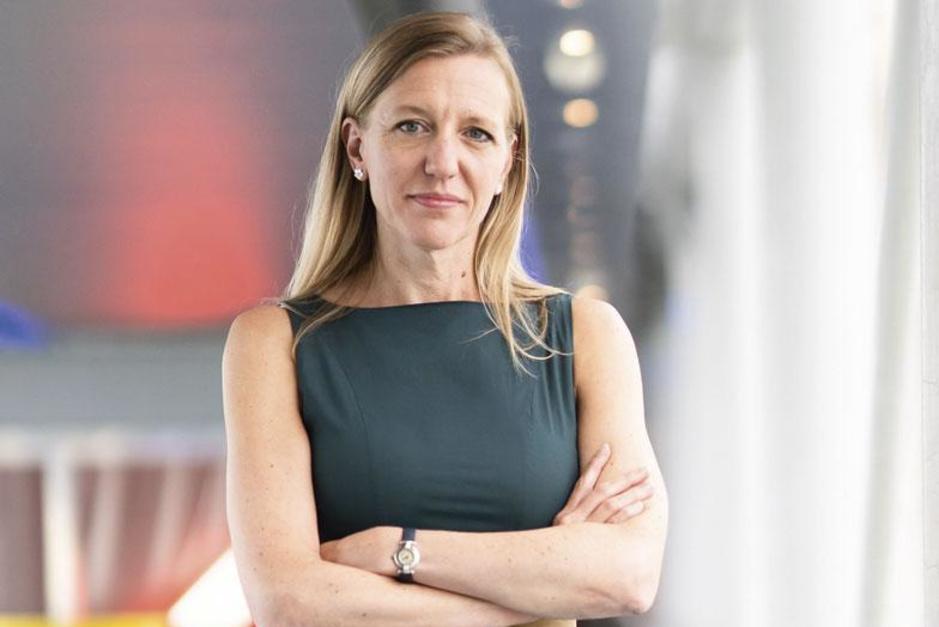 Anne-Sophie Lotgering (Proximus): 'Ik geloof in dienend leiderschap'