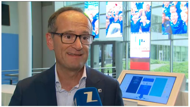 Bart Steukers dirigera Agoria dès l'an prochain
