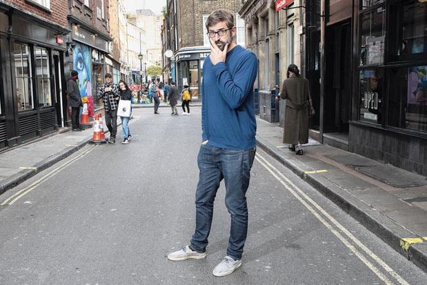 Documaker Louis Theroux: 'Wordt er van je geprofiteerd? Move on'