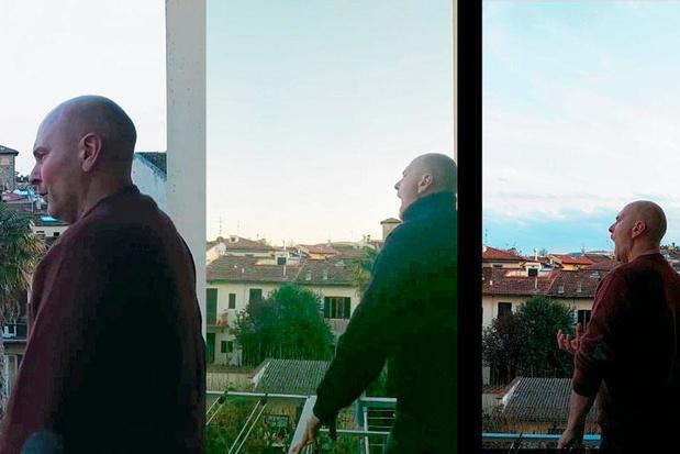 Maurizio Marchini, balkontenor in Firenze: 'Ik heb nooit de grote roem à la Pavarotti gezocht'