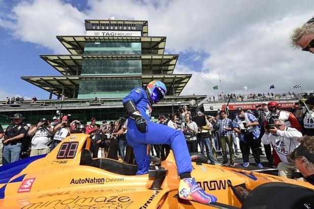 Alonso ne se qualifie pas pour les 500 miles d'Indianapolis