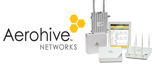 Aerohive wordt onderdeel van Extreme Networks