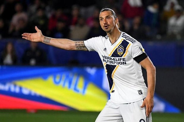 Fin de série pour Zlatan avec les Los Angeles Galaxy