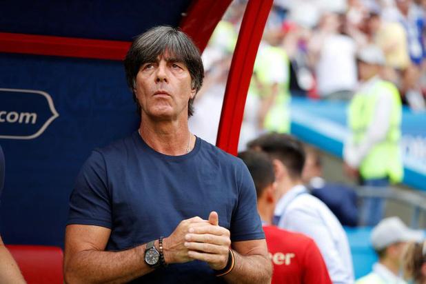 Quiz du jour: l'Allemagne sous Joachim Löw