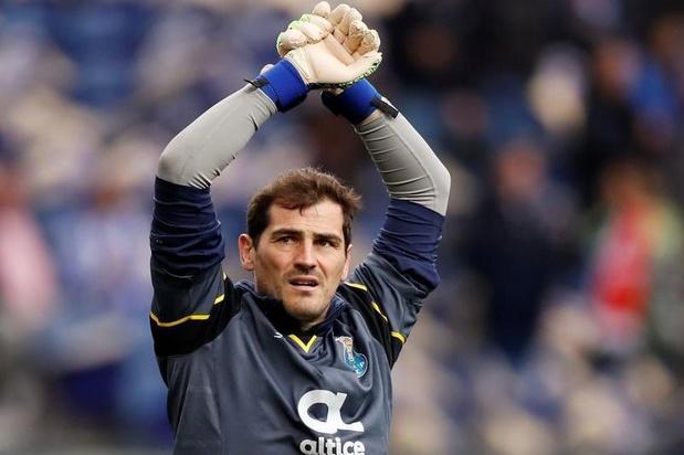 Casillas prend sa retraite: une légende s'en va