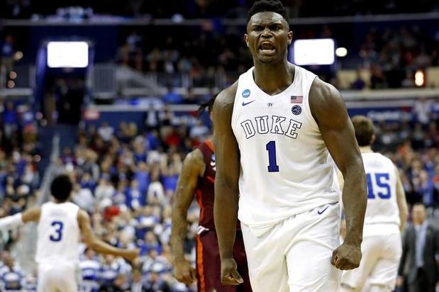 Zion Williamson, premier choix de la Draft, va bousculer l'avenir de la NBA