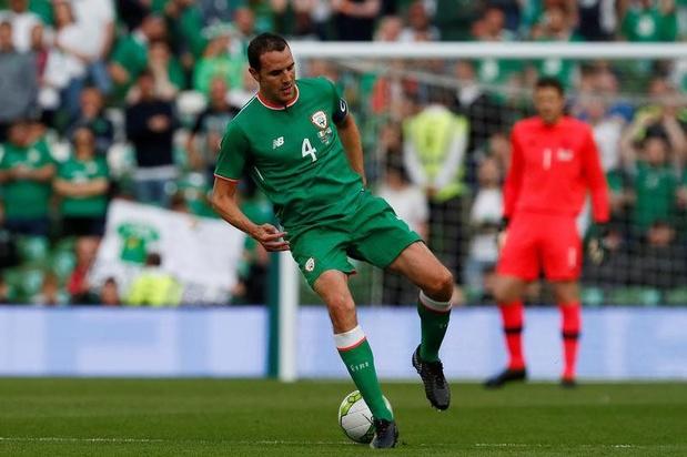 Retraite pour John O'Shea ancien de l'Antwerp et de Manchester United