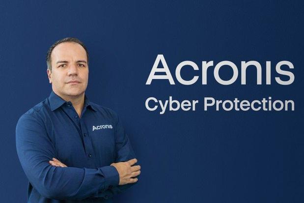 Acronis stelt nieuwe CEO aan