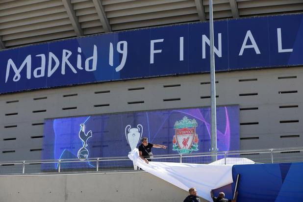 """Tottenham-Liverpool, finale anglaise pour un """"happy end"""""""