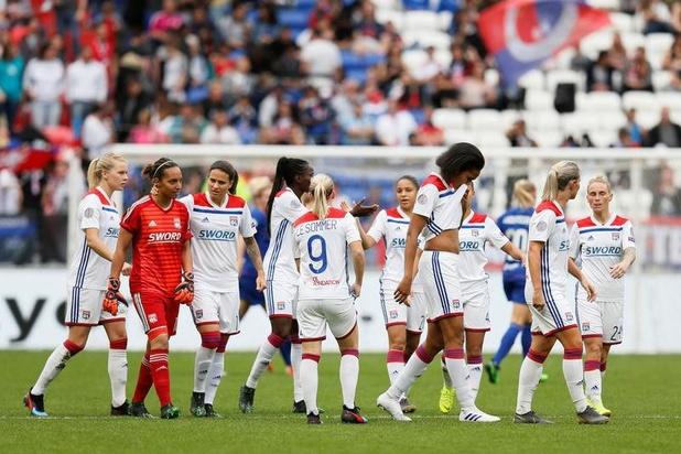 Les Lyonnaises veulent une quatrième Ligue des Champions d'affilée