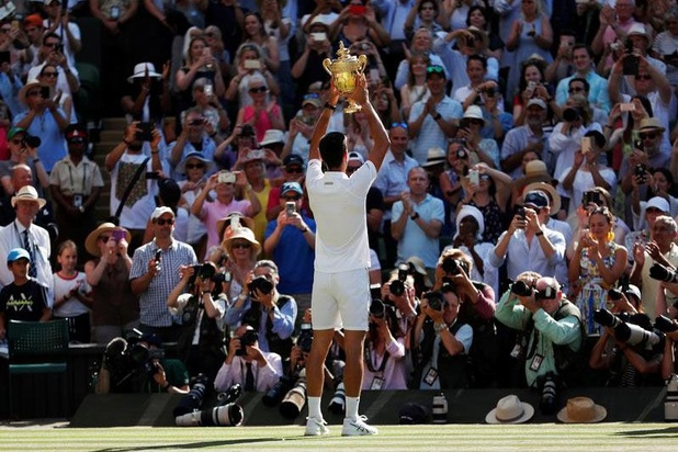 Le tournoi de Wimbledon augmente son prize money