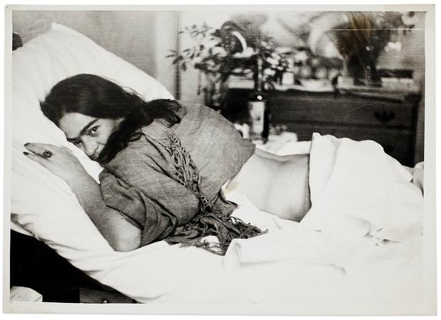 Gentse expo geeft inkijk in de privéfoto's van Frida Kahlo