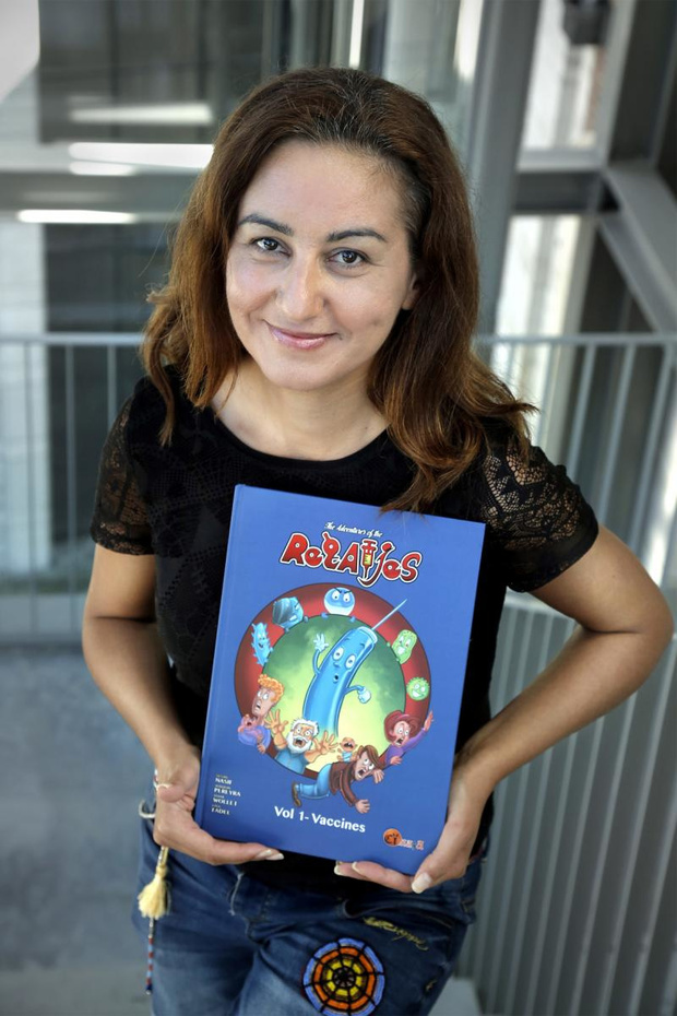 Virologe Susan Nasif wint tweede editie 'HealthNest'