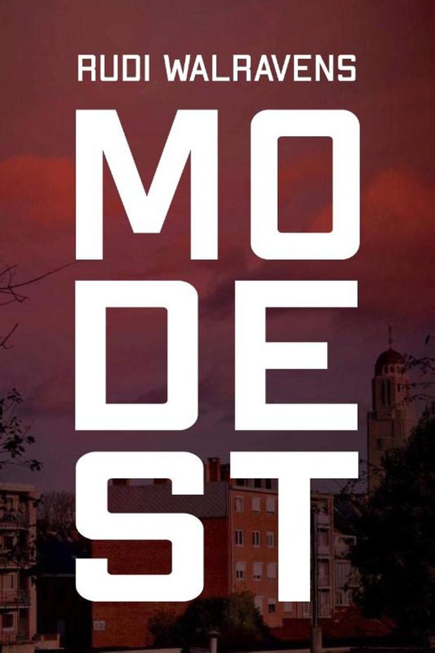 Recensie 'Modest' van Rudi Walravens: een modest, maar rondborstig boek