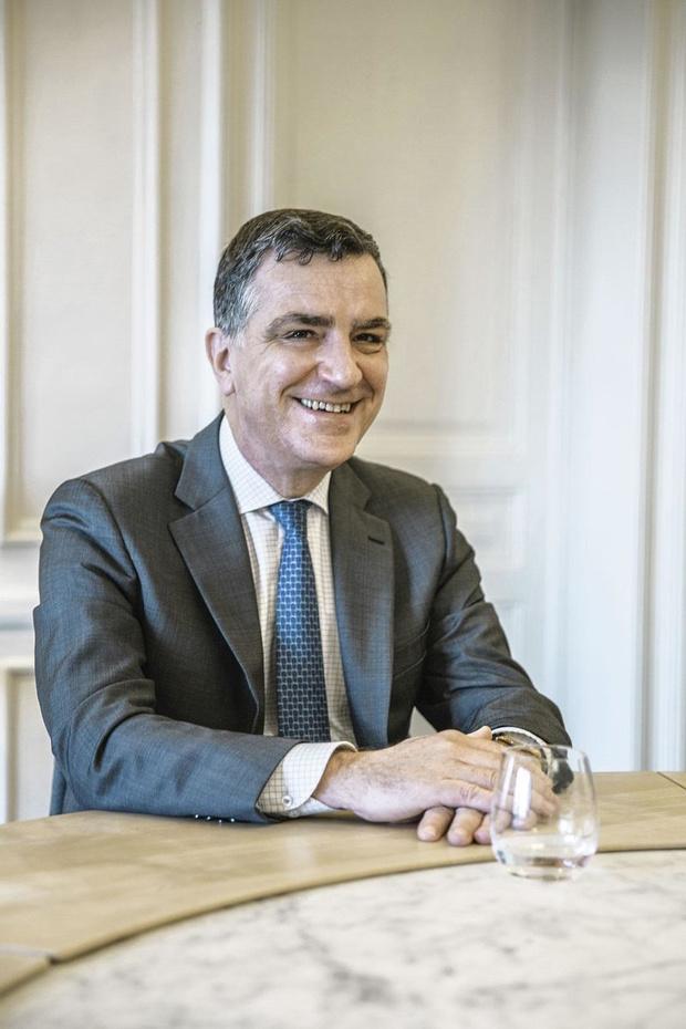 """René Havaux, CEO de Delen Private Banking: """"La panique est mauvaise conseillère"""""""