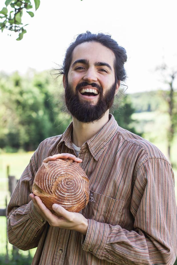 """Pierre Hennen, boulanger passionné : """"Me lever chaque matin pour faire ce que j'aime, c'est ça le bonheur"""""""