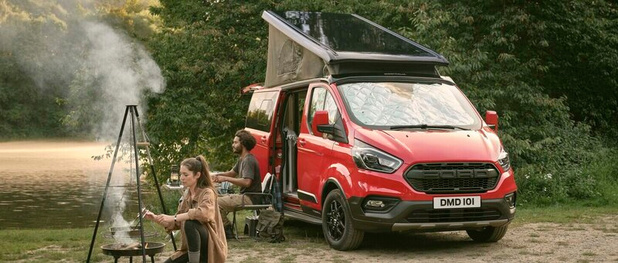 Ford lance le camping-car Nugget Trail