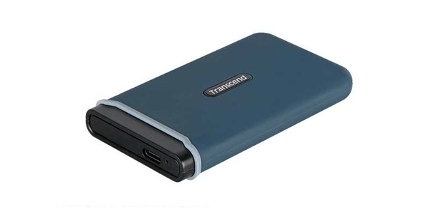 Mobiele ssd met usb 3.1 Gen 2-interface