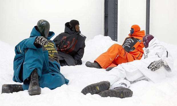 Raf Simons ontwerpt voor het eerst een skicollectie