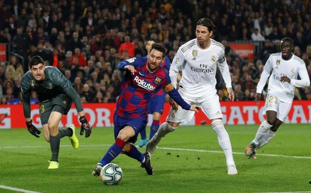 Match nul et vierge entre le Barça et le Real Madrid