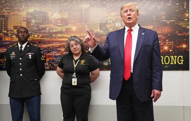 """""""Désespérante Amérique de Trump"""""""