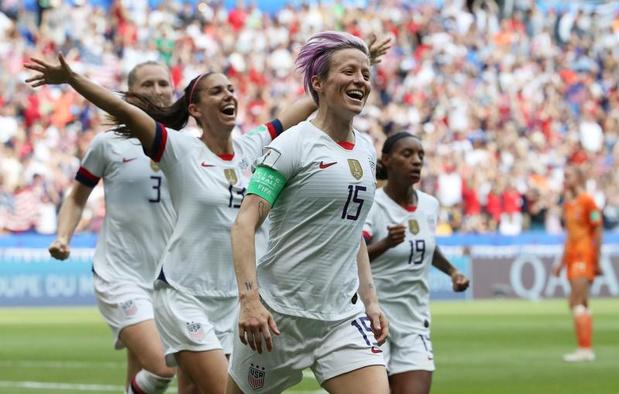 Coupe du monde: Comment les Américaines ont pris en compte leur cycle menstruel pour améliorer leurs performances