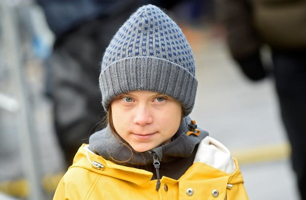 Une nouvelle espèce d'escargot porte le nom de Greta Thunberg