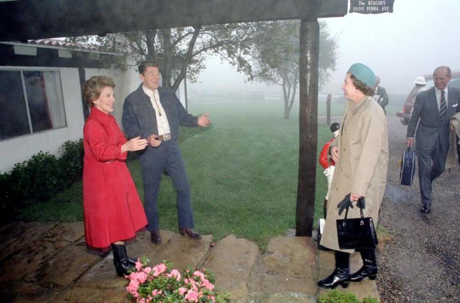 La reine Elizabeth II et les présidents américains, de Truman à Trump (en images)