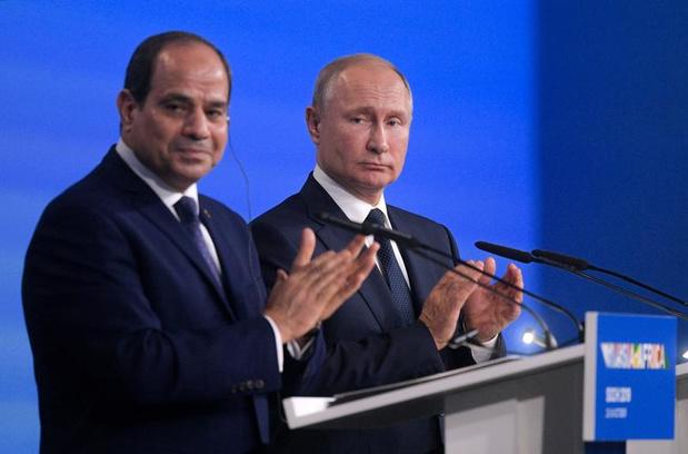 """""""Rêves et mirages russes en Afrique """""""