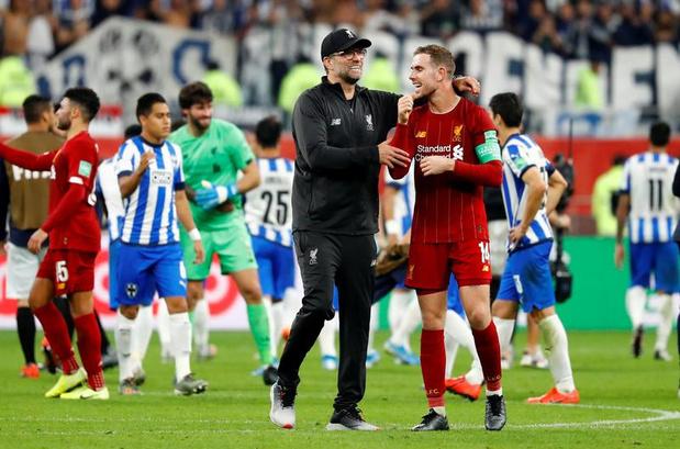 Mondial des clubs: Liverpool bat Monterrey et rejoint Flamengo en finale