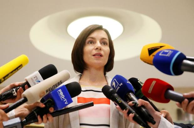 Moldavië: pro-Europese kandidaat wint presidentsverkiezingen