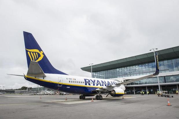 Groepsvordering van Test Aankoop tegen Ryanair wordt op 13 september ingeleid